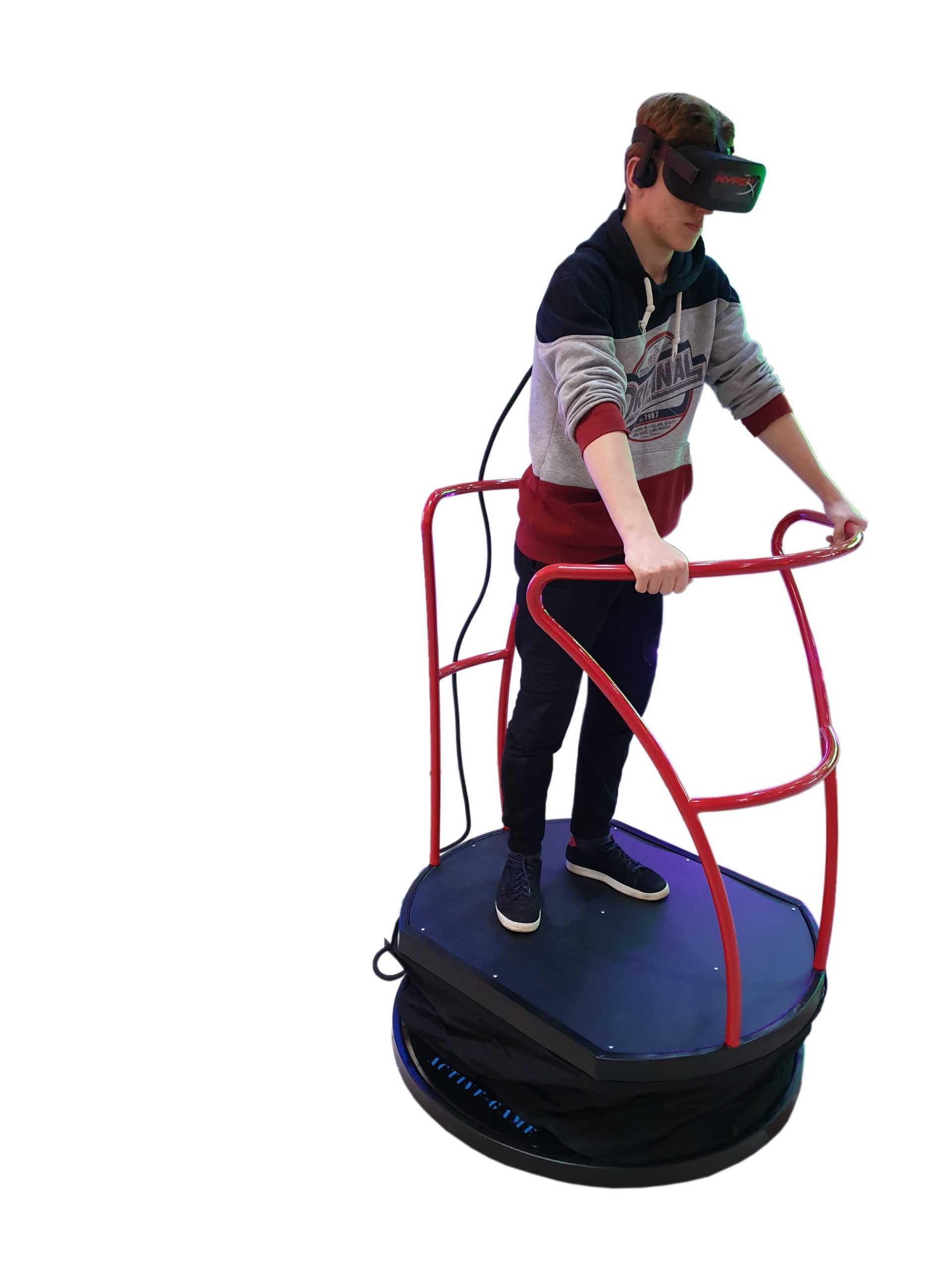 Extreme_SIM_2 Full motion VR simulator 2dof, 3dof,4dof,6dof motion platform